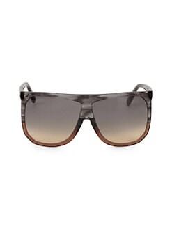 fc42ec3107e47 Loewe. Filipa 63MM Geometric Sunglasses