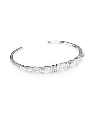 fedde21b0 Ippolita - Stardust Sterling Silver & Diamond Pavé Folded Ribbon ...
