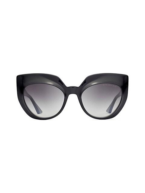Conique 53MM Cat-Eye Sunglasses