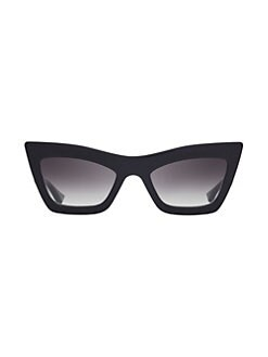 d4cbcc63064 DITA Eyewear - Erasur 53MM Cat-Eye Sunglasses