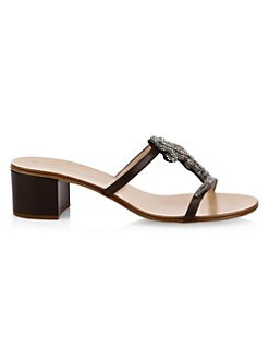 766475ecfa8e Gator Leather Sandals BROWN. QUICK VIEW. Product image. QUICK VIEW. Giuseppe  Zanotti