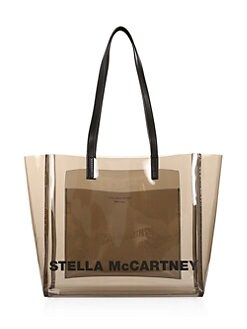 bf0a54afcc Small Clear Tote Bag SMOKE. QUICK VIEW. Product image. QUICK VIEW. Stella  McCartney