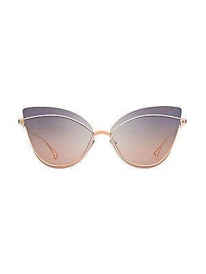 fa73acb8b6 Dolce   Gabbana - 61MM Scalloped Cat Eye Sunglasses - saks.com