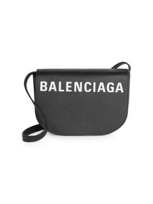Balenciaga Ville Leather Day Bag