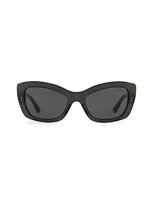 38faab9afb3 Prada - Postcard 56MM Cat Eye Sunglasses - saks.com