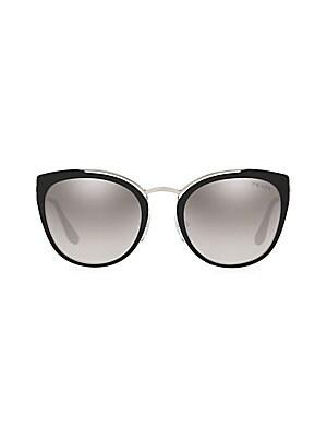 bbef3c55942 Prada - 54MM Cat Eye Sunglasses