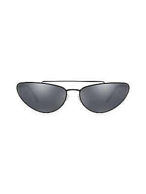b7c66d4561b Prada - 66MM Cat Eye Sunglasses