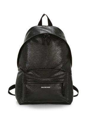 Balenciaga Arena Leather Explorer Backpack