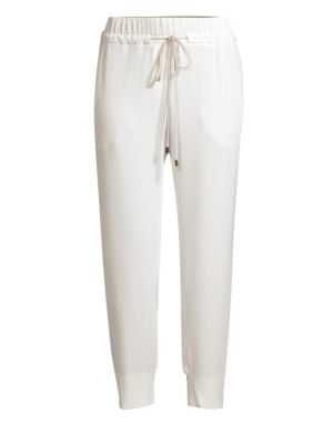 Peserico Drawstring Jogger Pants