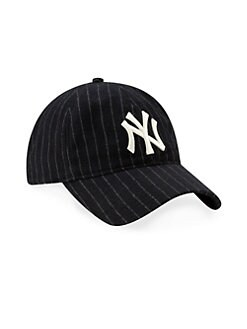 148dbdd4605 New Era. 9Twenty Retro NY Pinstripe Cap