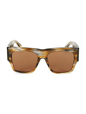 b49db8958b CELINE - 60MM Semi-Rimless Rectangular Sunglasses - saks.com