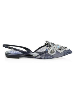 78fec3a9882 Jimmy Choo - Genna Patent Leather Point Toe Flats - saks.com