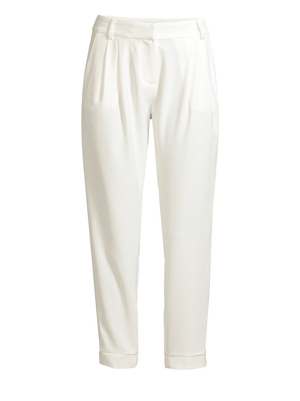 PARKER WOMEN'S MORGAN TAPERED TROUSERS