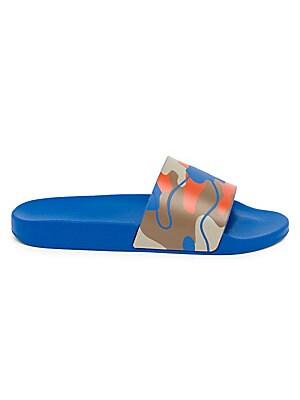 df832d653 Logo Slide Sandals.  295.00 · Valentino Garavani - Camouflage Slides