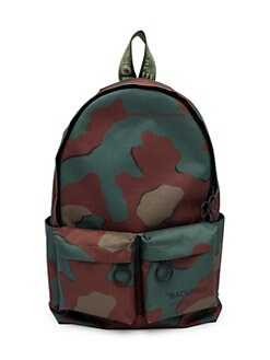f5f3646c15 Off-White. Camouflage Backpack