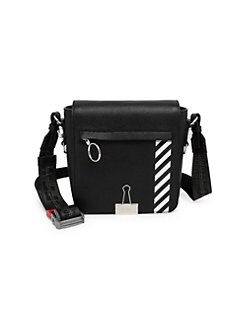 e95229b4173f Diagonal Binderclip Shoulder Bag BLACK WHITE. QUICK VIEW. Product image
