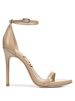 ce6758935 Sam Edelman - Ariella Patent Dress Sandals - saks.com