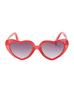 48084f4ddac Kid s Juno Valentine x Janie and Jack Heart Sunglasses RED. QUICK VIEW.  Product image