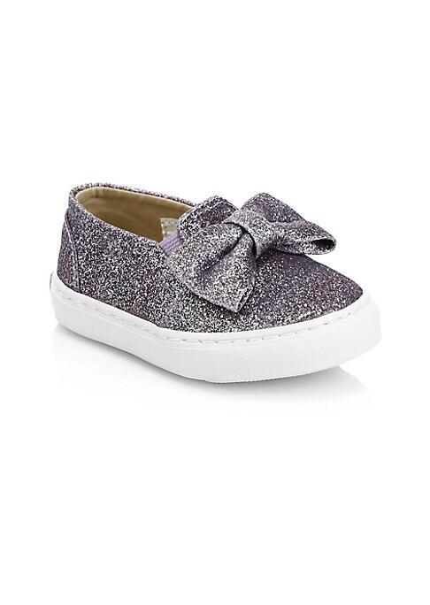 Little Girls Juno Valentine x Janie and Jack SlipOn Sneakers
