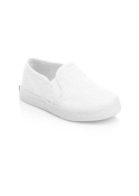 Little Girls Juno Valentine x Janie and Jack DIY SlipOn Sneakers