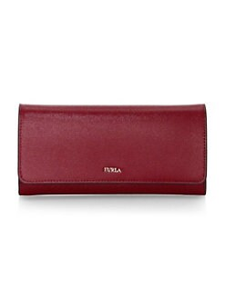b54657f81376 Babylon Leather Wallet RED. QUICK VIEW. Product image