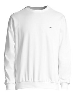 3ad1172f Paul & Shark. Smart Knitted Polo Shirt. $155.00 · Knit Cotton Sweatshirt  WHITE. QUICK VIEW. Product image