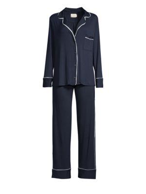 70d2d61d8432 MAISON DU SOIR Monaco Pajama Set
