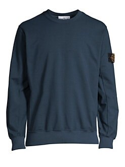 5ea18aa9f18 Lightweight Crew Sweatshirt WHITE. QUICK VIEW. Product image