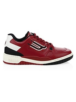 1f0f6d359ac6 QUICK VIEW. Bally. Kuba T18 Leather Sneakers