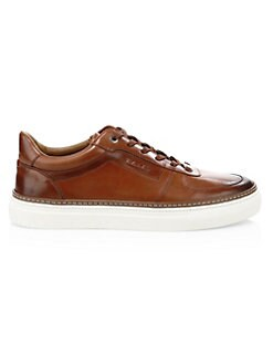 d9ebd5d974e QUICK VIEW. Bally. Hens Leather Sneakers
