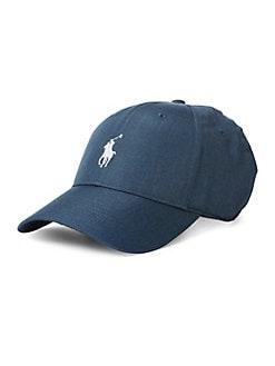9e48f6eec95 Polo Ralph Lauren. Classic Canvas Baseball Cap