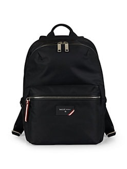 0f6c37931cd4 Bally. Ferey Nylon Patch Backpack