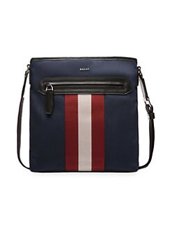 0aa4703f33 Bally. CurriosTechnical Nylon Crossbody Bag