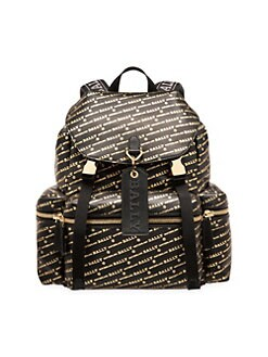 a32ed5056058 Bally. Crew Logo Leather Backpack