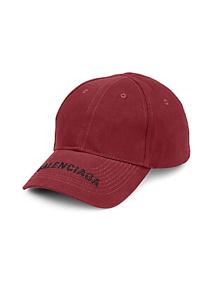 1d8b353ca47 Fendi - Embossed Logo Baseball Hat - saks.com