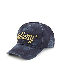b2c86938ffd02 QUICK VIEW. Golden Goose Deluxe Brand. Goldeny Distressed Baseball Cap