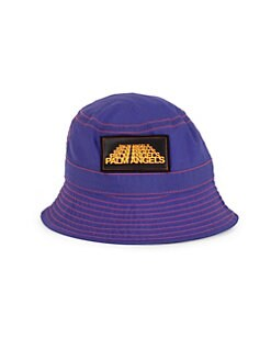 fd0bc2a8c882c6 Palm Angels. Stitched Bucket Hat