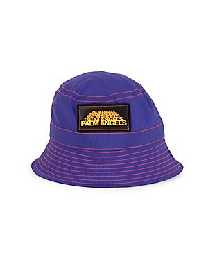 4ef97135247 Palm Angels - Stitched Bucket Hat - saks.com