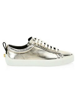 c869f696e01 QUICK VIEW. Stuart Weitzman. Adley Metallic Leather Sneakers