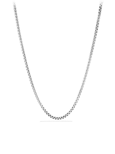 """Extra-Large Box Chain Necklace/0.20"""""""