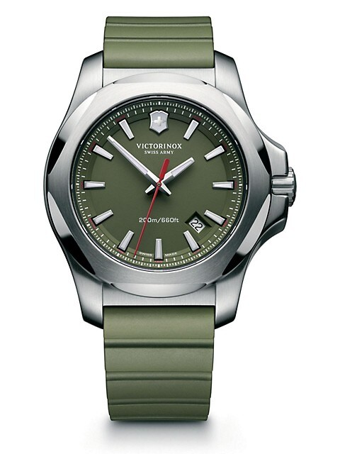 Inox Stainless Steel Watch