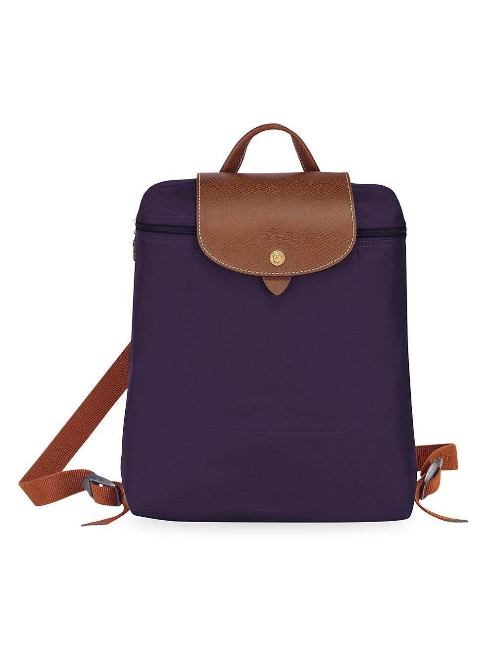롱샴 백팩 Longchamp Le Pliage Backpack,BILBERRY