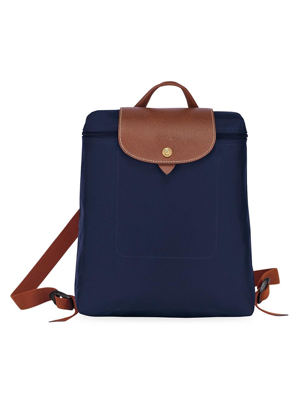 롱샴 백팩 Longchamp Le Pliage Backpack,NEW NAVY
