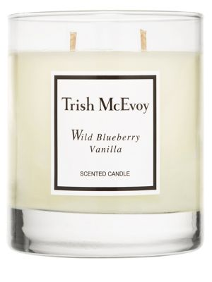 Trish Mcevoy Wild Blueberry Vanilla Scented Candle
