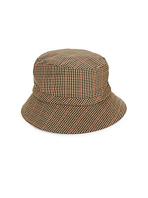 93f2f1ff930 Burberry - Rainbow Check Bucket Hat - saks.com