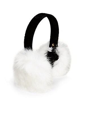 49eb17a8743 Inverni - Monnalisa Triple Fur Pom Pom Hat - saks.com