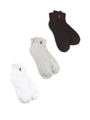 Little Boys  Boys SixPair Sport Socks