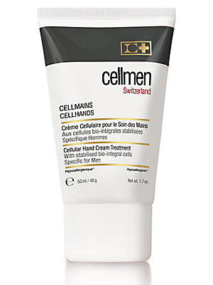 Image of ONLY AT SAKS. Revitalizes and optimizes cellular activity of active stabilized bio-integral cells. Protects, nourishes, moisturizes, repairs and softens. 1.69 oz. Imported. Cosmetics - Cellcosmet. Cellmen Switzerland.