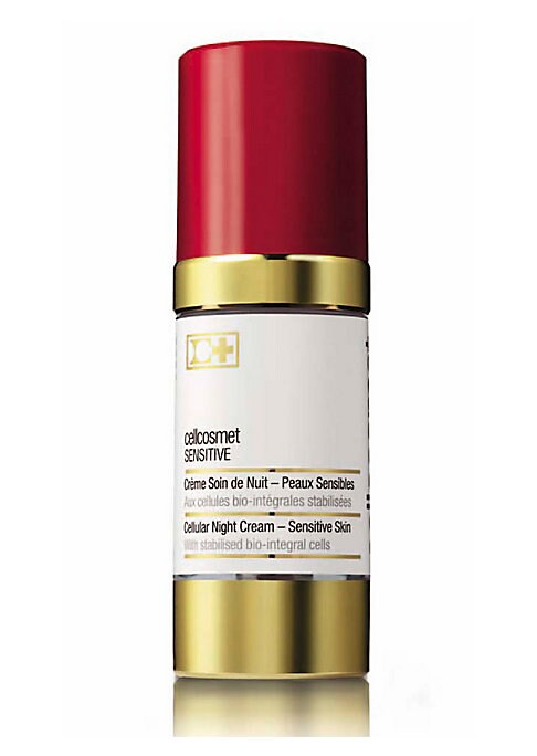Image of EXCLUSIVELY AT SAKS FIFTH AVENUE. Cellular Cream Treatment with active stabilized bio-integral cells. Recommended as initial preventive soft treatment for young women up to 25. Enriched with vitamins E and C, to fight against free radicals. Calms, protect