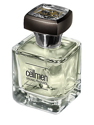 Image of The Cellmen Original Fragrance captures the luxury of the Swiss Alps. Elegant and unique, the masculine, yet subtle Eau de Toilette evokes an intimate atmosphere, a definitive of man, 100% natural essential oils including: Lavender, Orange, Patchouli, Man